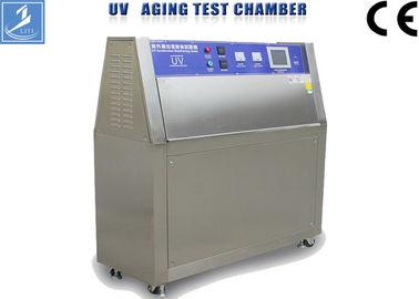 Cámara ULTRAVIOLETA de acero automática de la prueba de envejecimiento, UVB estándar acelerado resistiendo al probador