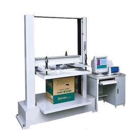 equipo de prueba de presión de la compresión del cartón del envase del ordenador 5T con 1/250000 resolución