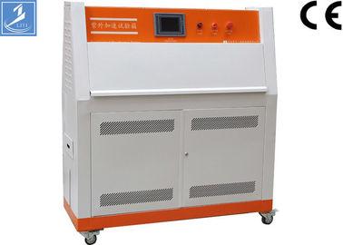 Probador de alteración por los agentes atmosféricos acelerado ULTRAVIOLETA estándar con el control automático ASTM D4587 del PID SSR